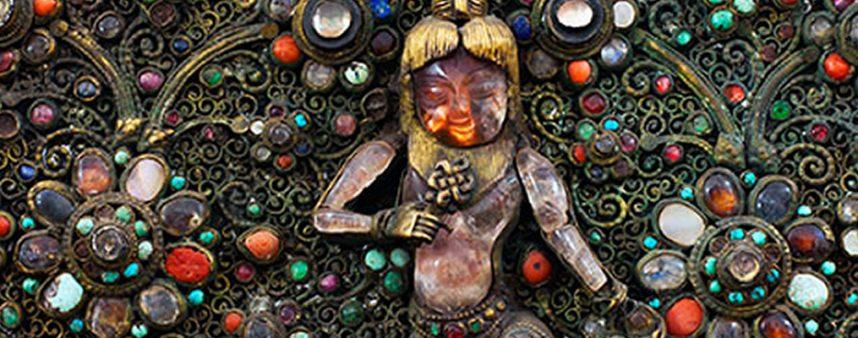 Arte em Metal e Pedras Preciosas